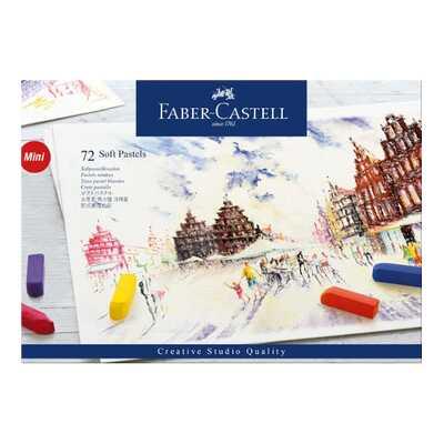 PASTELE SUCHE MINI CREATIVE STUDIO FABER-CASTELL