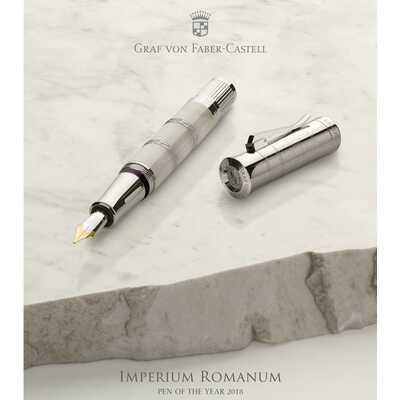 PIÓRO WIECZNE ROKU 2018: IMPERIUM ROMANUM GRAF VON FABER CASTELL