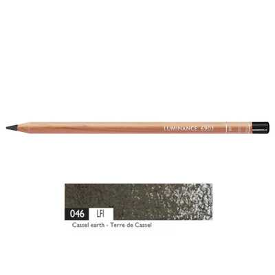 Kredka Caran d'Ache Luminance 6901, 046 Cassel Earth - Ziemisty