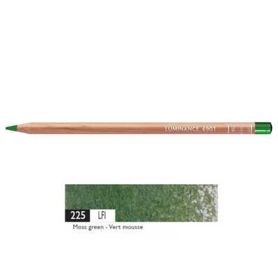 Kredka Caran d'Ache Luminance 6901, 225 Moss Green - Zieleń Mchu