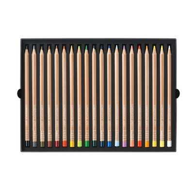 Kredki Caran d'Ache Luminance 6901, 20 kolorów