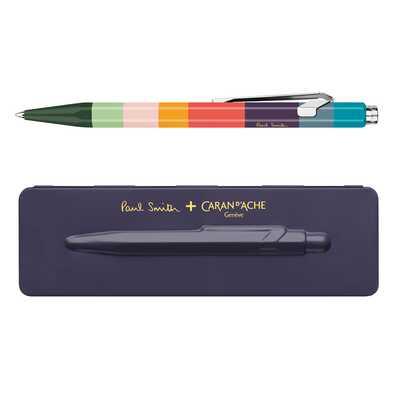 Długopis 849 Caran d'Ache Paul Smith Edycja #3, kolor Damson