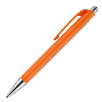 Długopis Caran d'Ache 888 Infinite, pomarańczowy