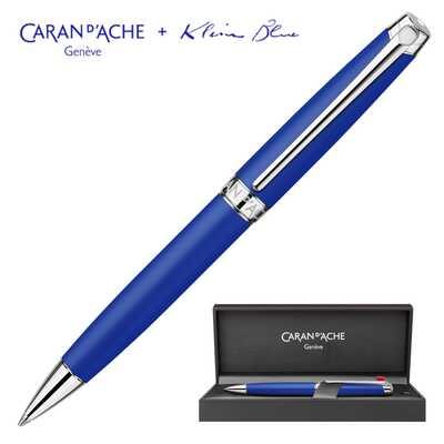 Długopis Leman Caran d'Ache z limitowanej kolekcji Klein Blue
