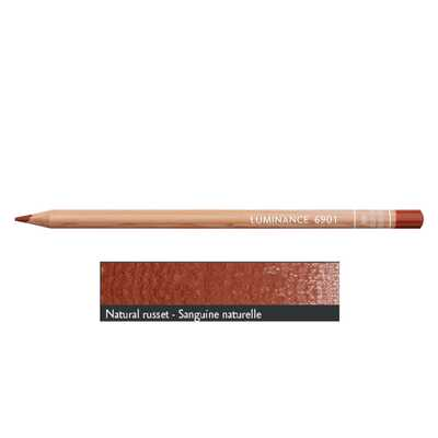 Kredka Caran d'Ache Luminance 6901, 066 Natural Russett