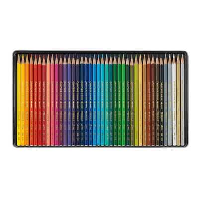 Kredki akwarelowe Prismalo Aquarelle Caran d'Ache, 40 kolorów