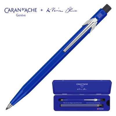 Ołówek Fixpencil 2mm Caran d'Ache z limitowanej kolekcji Klein Blue