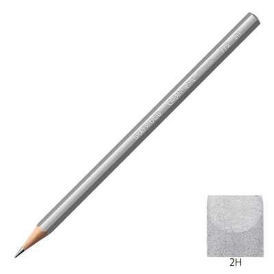 Ołówek Grafwood Caran d'Ache, 2H