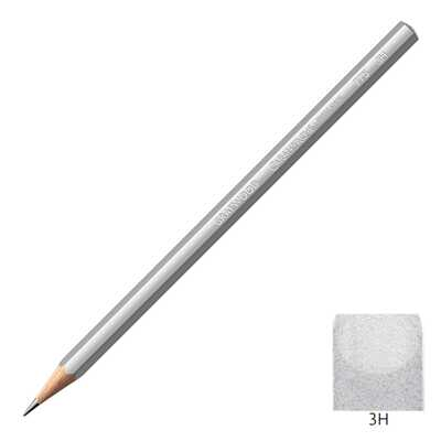 Ołówek Grafwood Caran d'Ache, 3H