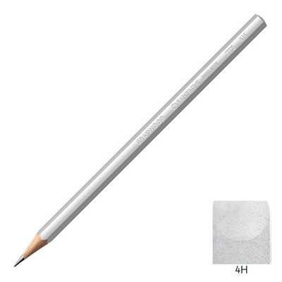Ołówek Grafwood Caran d'Ache, 4H