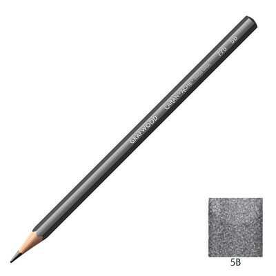 Ołówek Grafwood Caran d'Ache, 5B