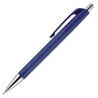 Ołówek automatyczny Caran d'Ache 888 Infinite, granatowy