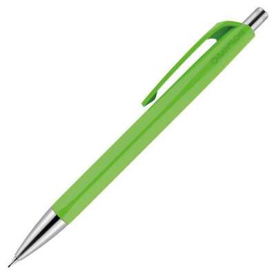Ołówek automatyczny Caran d'Ache 888 Infinite, jasnozielony