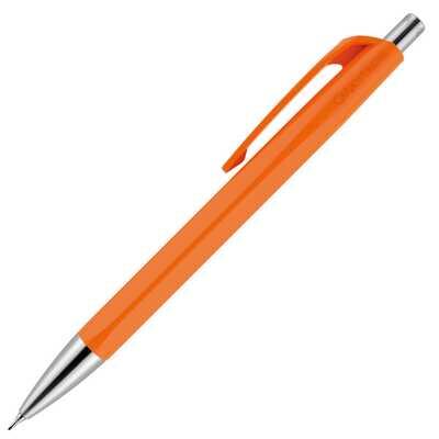 Ołówek automatyczny Caran d'Ache 888 Infinite, pomarańczowy