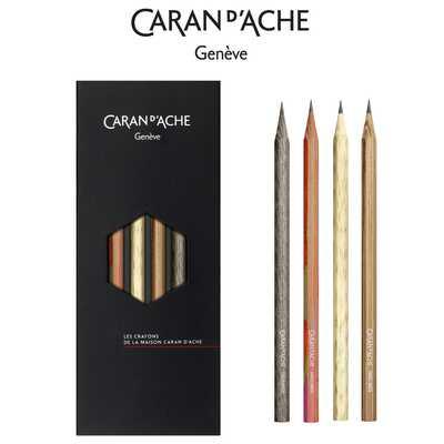 Ołówki Caran d'Ache z limitowanej kolekcji Les Crayons de la Maison edycja #7