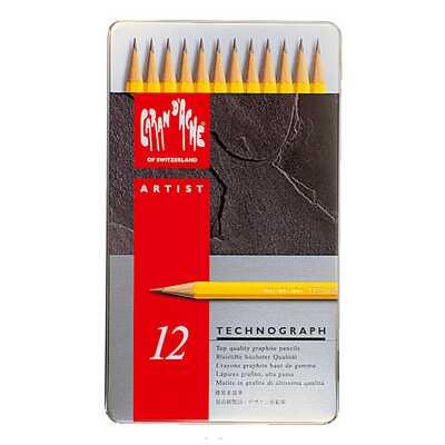 Ołówki Technograph Caran d'Ache