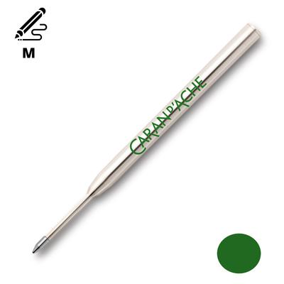 Wkład długopisowy Goliath Caran d'Ache, zielony