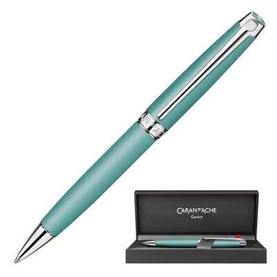 Długopis Leman Alpine Blue Caran d'Ache