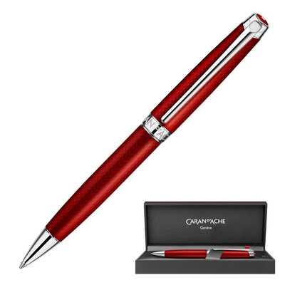 Długopis Leman Rouge Carmin Caran d'Ache