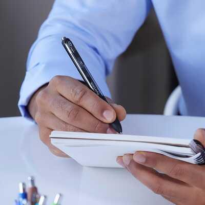 Długopis żelowy Paper Mate InkJoy Gel 0,7 mm, czarny