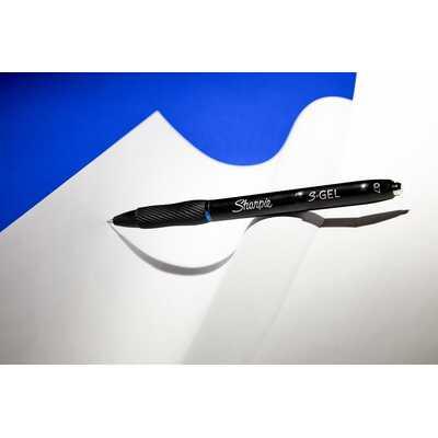 Długopis żelowy Sharpie S-GEL, niebieski