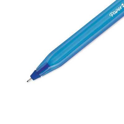Długopisy z nasadką Paper Mate InkJoy 100 Cap 0,7 mm, 5 sztuk, niebieskie