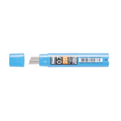 Grafity ołówkowe Pentel AIN Stein 2B, 0.7 mm
