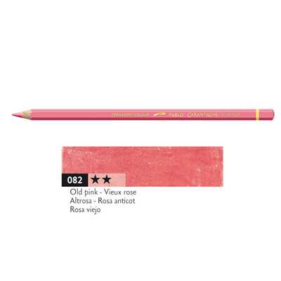 Kredka Caran d'Ache Pablo, kolor 082 Rose Pink