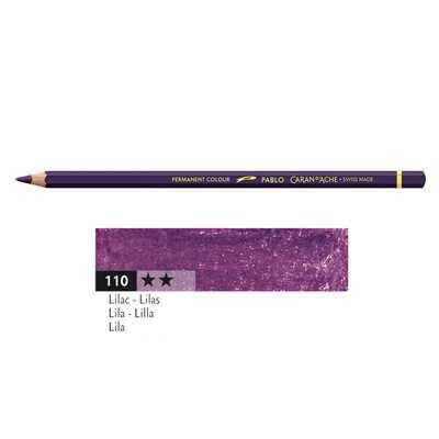 Kredka Caran d'Ache Pablo, kolor 110 Lilac