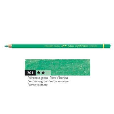 Kredka Caran d'Ache Pablo, kolor 201 Veronese Green