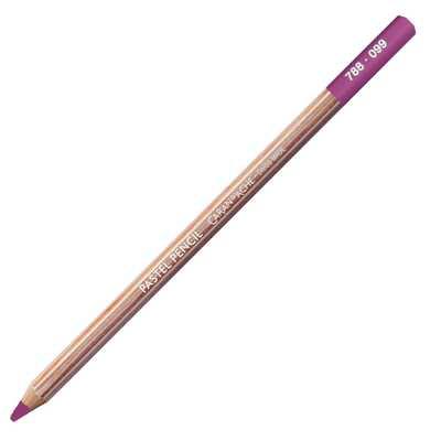 Kredka pastelowa Pastel Pencils Caran d'Ache, kolor 099 Aubergine