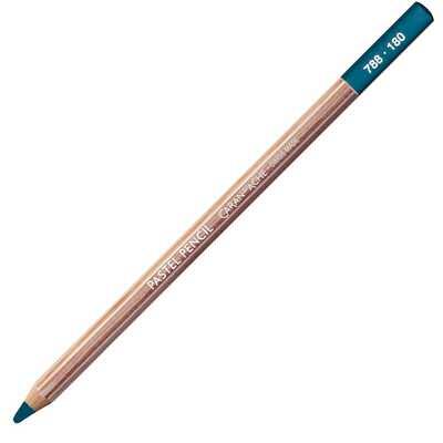 Kredka pastelowa Pastel Pencils Caran d'Ache, kolor 180 Malachite Green