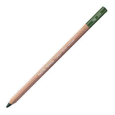 Kredka pastelowa Pastel Pencils Caran d'Ache, kolor 229 Dark Green