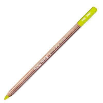 Kredka pastelowa Pastel Pencils Caran d'Ache, kolor 232 Middle Moss Green 10%