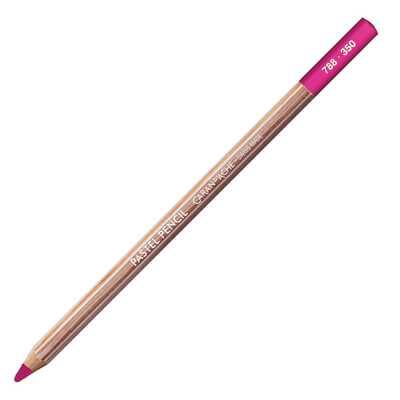 Kredka pastelowa Pastel Pencils Caran d'Ache, kolor 350 Purplish Red