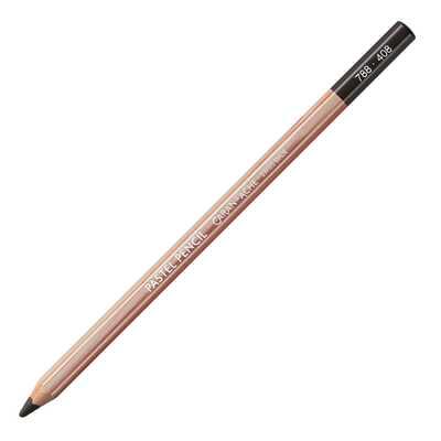 Kredka pastelowa Pastel Pencils Caran d'Ache, kolor 408 Dark Sepia