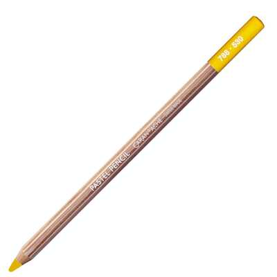 Kredka pastelowa Pastel Pencils Caran d'Ache, kolor 530 Gold Cadmium Yellow