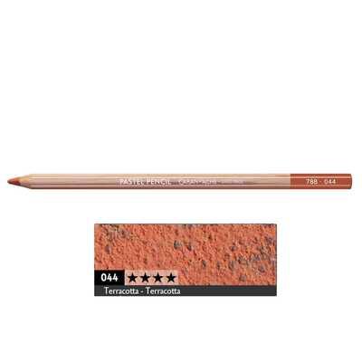 Kredka pastelowa Pastel Pencils Caran d'Ache, kolor 044 Terracotta