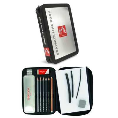 Ołówki Grafwood Caran d'Ache