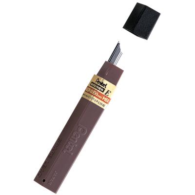 Grafity ołówkowe Pentel Hi-Polymer HB, 0.3 mm