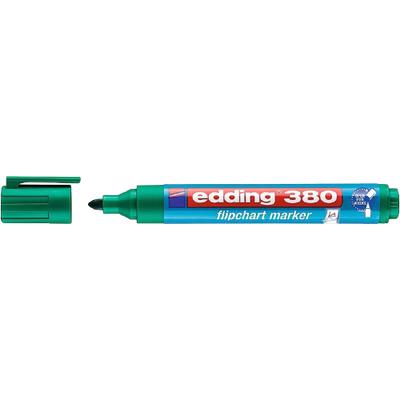 Marker do flipchartów Edding 380 Zielony