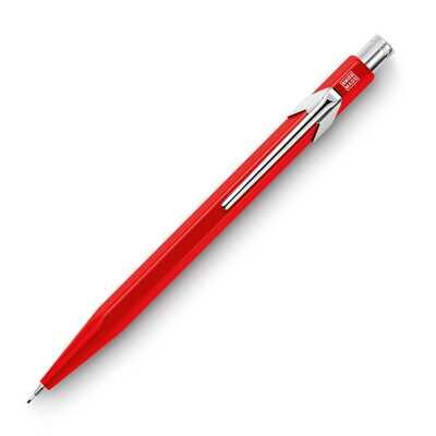 Ołówek automatyczny Caran d'Ache 849 Classic Line, czerwony