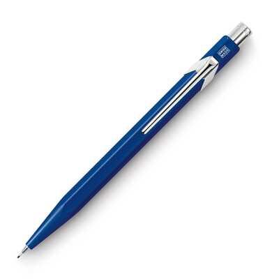 Ołówek automatyczny Caran d'Ache 849 Classic Line, szafirowy