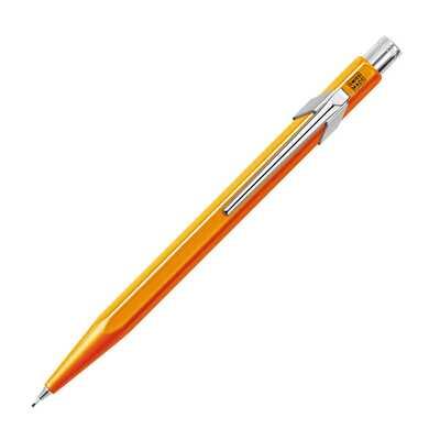 Ołówek automatyczny Caran d'Ache 849 Fluo Line, pomarańczowy